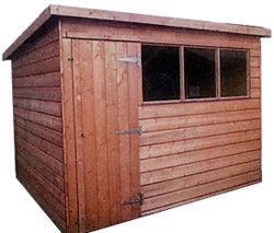 Are your Sheds, Outhouses and Garages Secure?