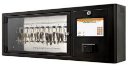 New Electronic Key Manager Cabinet with Touch Screen Control