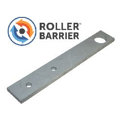 Roller Barrier Straight Bracket