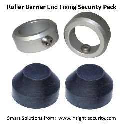 Premier Shaft End Security Fixing for Roller Barrier