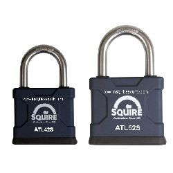 Squire ATL42-ATL52 weather resistant padlocks