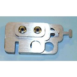 Slot / Hasp Lock Attachment (Stainless Steel)