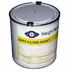 5.0 Litre - Black Anti Climb Paint (Anti Intruder Paint)