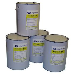 20 Litre - Black Anti Climb Paint - Multisaver Pack (4 x 5 litre cans - Anti Intruder Paint)