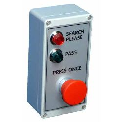Random Search Selector - Optional Remote Activation Button for use with the EP SS4000