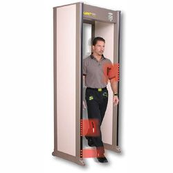 Garrett Walkthru Arch - Hi Performance 33 Zone Metal Detector for security / loss prevention