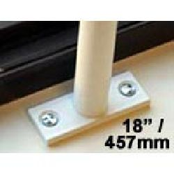 Window Security Bars - Reveal Fix - Telescopic Adaptabar 18 to 30 inches (457-762mm)
