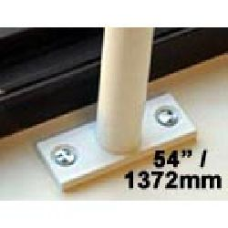 Window Security Bars - Reveal Fix - Telescopic Adaptabar 54 to 66 inches (1372-1676mm)