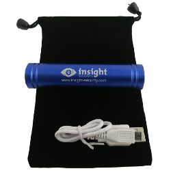 Emergency Power Bank Portable Charger with Torch