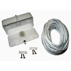 Extension Cable Pack (10 metre) - for Panic Button Alarm