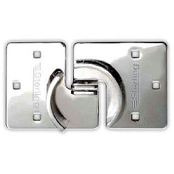 Heavy Duty Hasp for use with 73mm Round Shackless Padlock