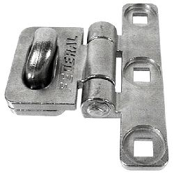 FEDERAL High Security Stainless Steel T Shape Hasp and Staple