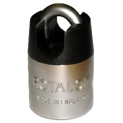 Rotalok High Security Fully-enclosed Shackle Padlock