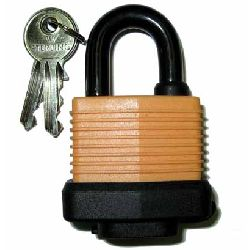 49mm Sterling - Double Locking Weatherproof Padlock