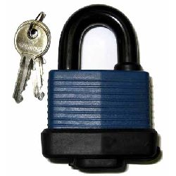 58mm Sterling - Double Locking Weatherproof Padlock