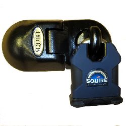 Squire STH2 Padbar and SS65CS Padlock Bundle
