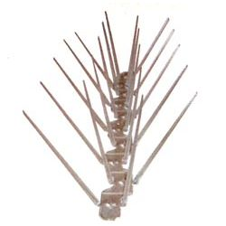 Pigeon Spikes (Polycarbonate) - individual strip - length; 335mm
