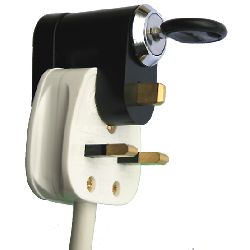 Plug Stop (individual) - electrical safety aid