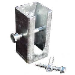 Vandgard Rotating Anti-climb Guard Alley Bracket