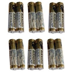 AA Super Alkaline Batteries - pack of 12