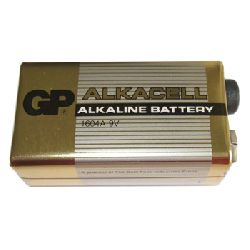 LR1604 (PP3) type Super Alkaline Battery