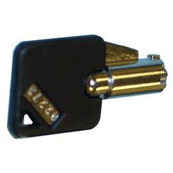 Extra Key for Fold Down Parking Post (Integral Keylock Model)