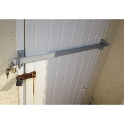 Door Security Bar Shed Locking Bar 950mm