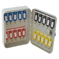 In-Key - key organiser key cabinet - nominal 20 key capacity