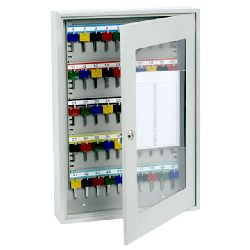 IN-KEY Clear Front Key Cabinet - nominal 30 key capacity