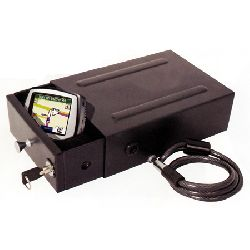 Sat-Nav and Valuables Safe, for Cars, Boats, Caravans, etc