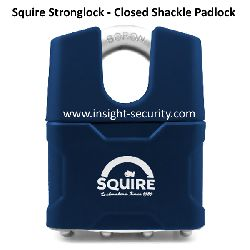 Squire Stronglock 39CS 50mm Closed Shackle Padlock