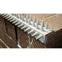 Anti Climb Prickle Spikes Top-n-Side (individual strip)