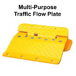 Traffic Flow Plates Multi-Purpose, surface mount, excl.fixings