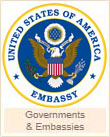 Governments and Embassies