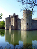 Perimeter security products have largely replaced the castle walls and moat
