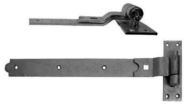 Shed Door Hinges Amp 6 20 Quot Heavy Duty Strap Hinges With
