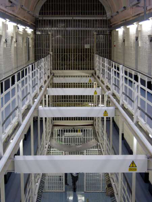 Hmp Winchester Bespoke Solutions From Insight Security