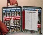 general purpose key cabinets low cost locking secure key storage