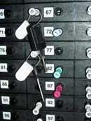 Key Management Mechanical Plug Board System Insight