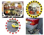 safety, search & security mirrors