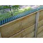 fence guard anti-cat strips