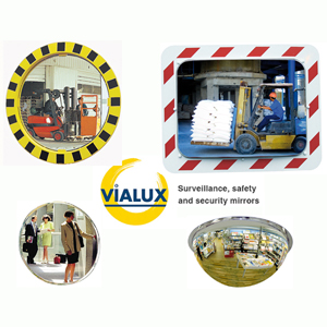 Warehouse, Industrial & Retail Security Mirrors